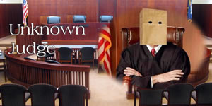 Unknown Judge