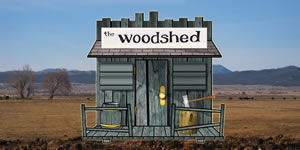 The Woodshed: discipline the old fashioned way.