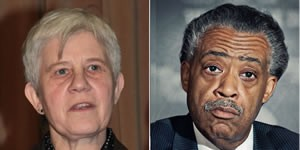 Whose really running the show, Judge Johnson or Sharpton?