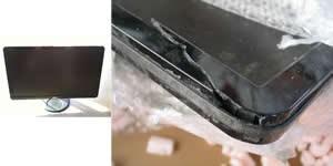 "eBay's ""Eat It"" makes sellers eat deliberately destroyed returned items lining eBays pockets."