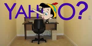Yahoo: Living By Lies?