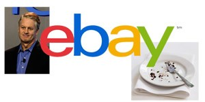 eBay's Pres John Donahoe: Let Them Eat Crumbs